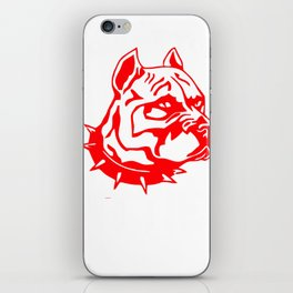 Show Me Your Pitties  funny T-Shirt iPhone Skin
