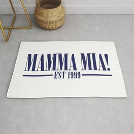 MAMMA MIA Rug