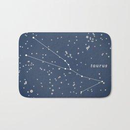 TAURUS - Astronomy Astrology Constellation Bath Mat