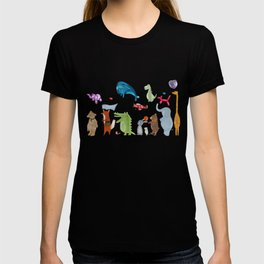 balloon parade T-shirt