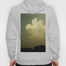 Sunset clouds in paradise Hoody