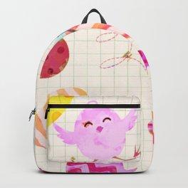 Easter watercolor Backpack