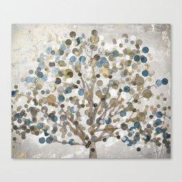 Bubble Tree Canvas Print