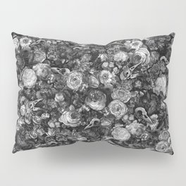 Baroque Macabre II Pillow Sham