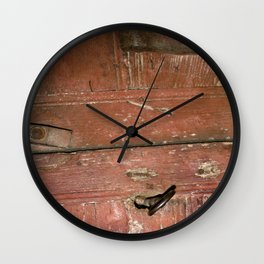inserire la password Wall Clock