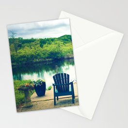 Cape Cod Summer View Stationery Cards