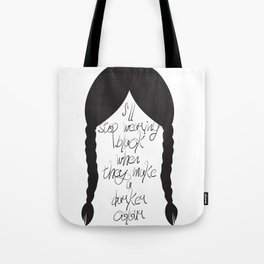 Wednesday Addams Tote Bag