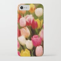 tulips iPhone & iPod Cases featuring *Tulips* by Mr and Mrs Quirynen