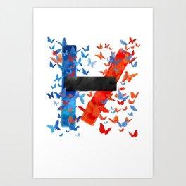twentyonepilots Art Print
