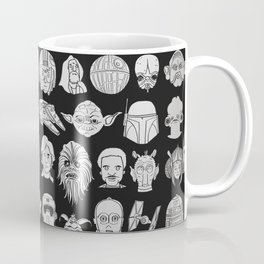The force is strong Coffee Mug