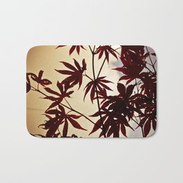 Red Hands  Bath Mat