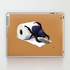 Shit Happens! (Colour) Laptop & iPad Skin