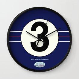 SRC Preparations. Racecar Rebels. 3 Wall Clock