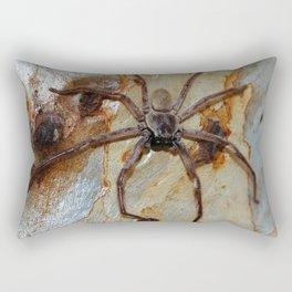 Menacing Huntsman Rectangular Pillow