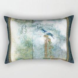 Birdie Darling Rectangular Pillow
