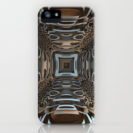 Fluorescent Project iPhone Case