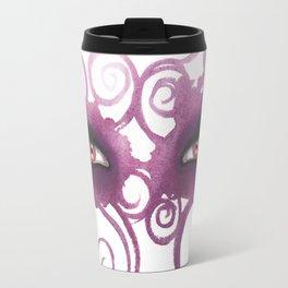 Eyes -Mask #1 Travel Mug