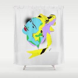 Saida, Goddess of Labor Shower Curtain