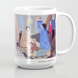 Bad Painting collection 86 & 87 Coffee Mug