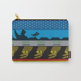 MSTie Sweater Carry-All Pouch