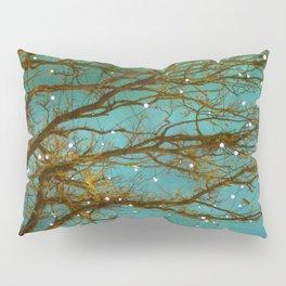 Magical (reversed) Pillow Sham