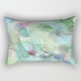 Mossy Dream Rectangular Pillow