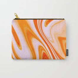 Abstract Fluid 14 Carry-All Pouch