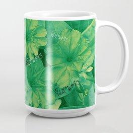Flowers V5 VCM Coffee Mug