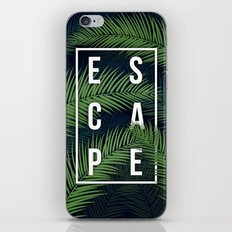 Tropical Escape iPhone & iPod Skin
