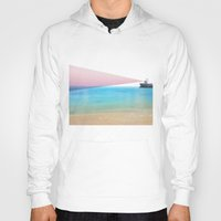 ship Hoodies featuring ship by ONEDAY+GRAPHIC