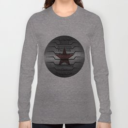 Winter Soldier Activation Long Sleeve T-shirt