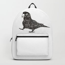 Complex Parrot Backpack