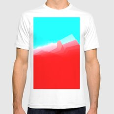 Shift Mens Fitted Tee White MEDIUM