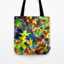 Autumn Leaves - Daylight Tote Bag