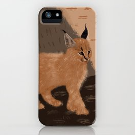 roar iPhone Case