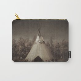 Teepee Carry-All Pouch