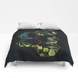 Bee Green Comforters