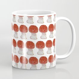 Amanita (Mushroom) Coffee Mug