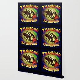 Trinidad Scorpion Black Wallpaper