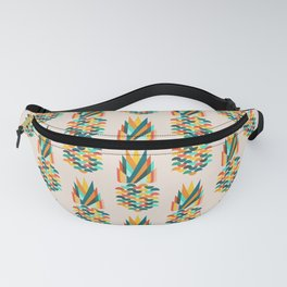 Groovy Pineapple Fanny Pack