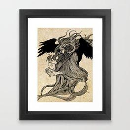 Morpheus Framed Art Print