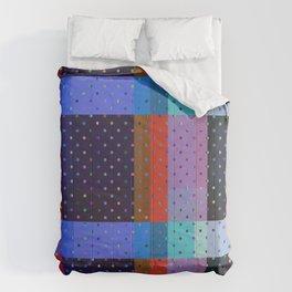 Elegant Distortion Art Comforters