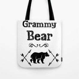 Grammy Grandma Bear - Great Grandma Tote Bag