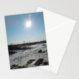 Hoth - I Stationery Cards