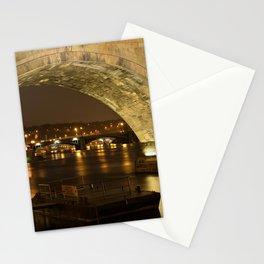 Under the Charles Bridge Stationery Cards