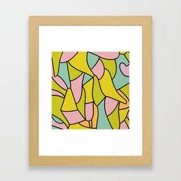 - spring mood - Framed Art Print