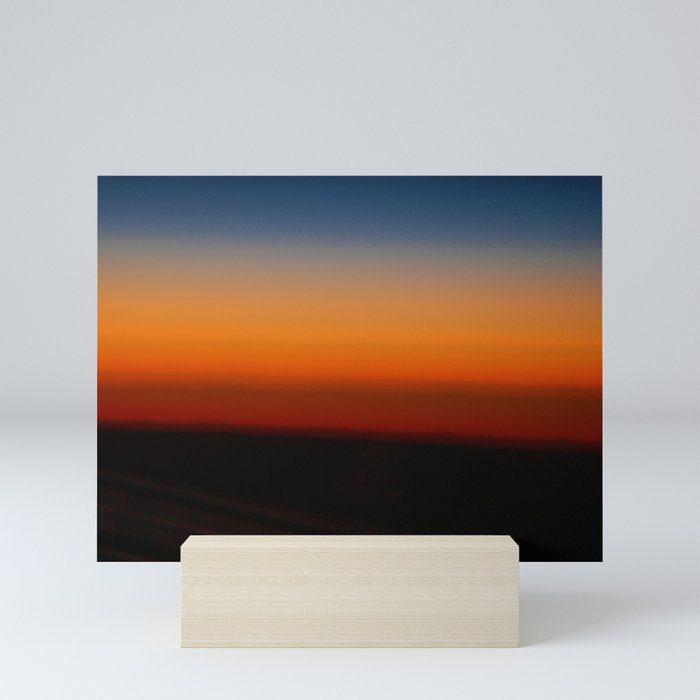 Sunrise Mini Art Print