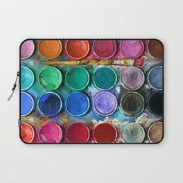 Pallet Abstract Art Laptop Sleeve