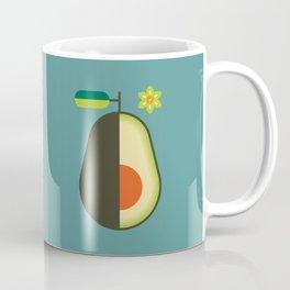 Fruit: Avocado Coffee Mug