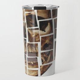 Skull-Saic Travel Mug